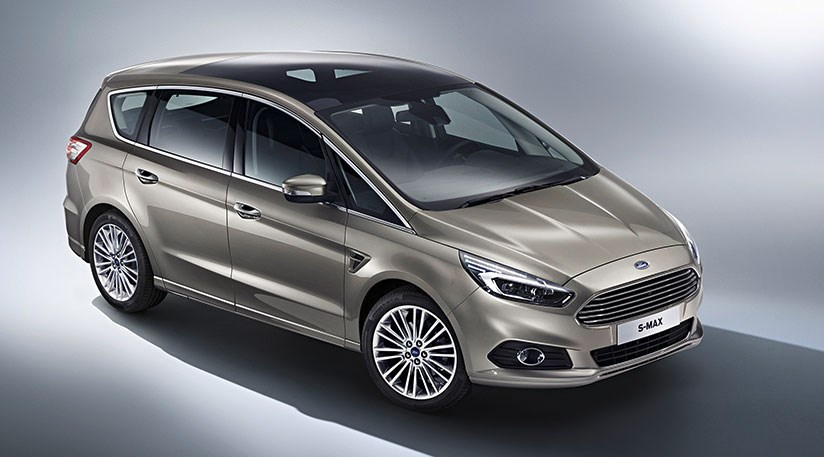 New Ford S-Max (2015) official pictures and details & Ford S-Max by CAR Magazine markmcfarlin.com