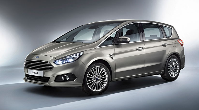 new ford s max 2015 official pictures and details by car magazine. Black Bedroom Furniture Sets. Home Design Ideas