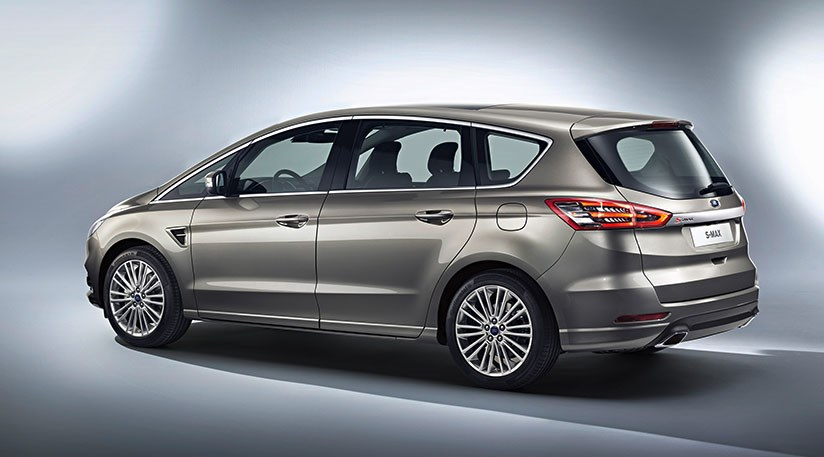 new ford s max 2015 official pictures and details by car. Black Bedroom Furniture Sets. Home Design Ideas