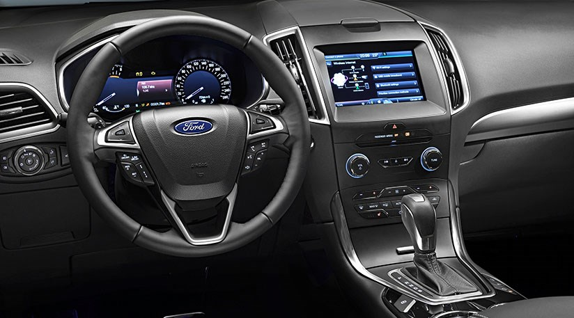 Ford MyTouch And MyKey Amonst The Interior Goodies