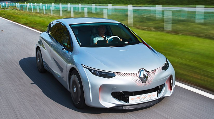 Renault Eolab Concept 2014 A Clio For 2020 By Car Magazine