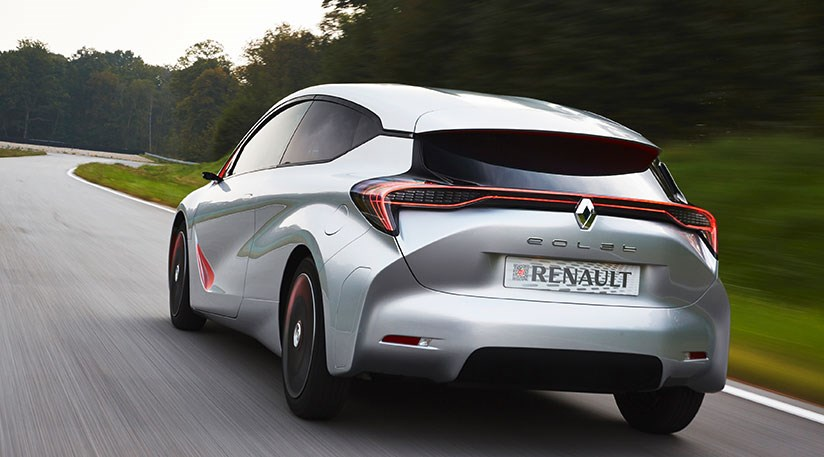 renault eolab concept 2014 a clio for 2020 by car magazine. Black Bedroom Furniture Sets. Home Design Ideas
