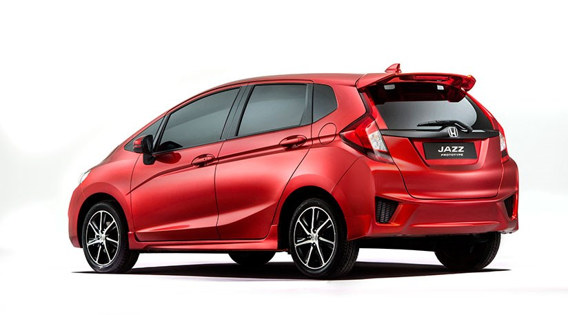 honda jazz 2015 first pictures of european jazz supermini by car magazine. Black Bedroom Furniture Sets. Home Design Ideas