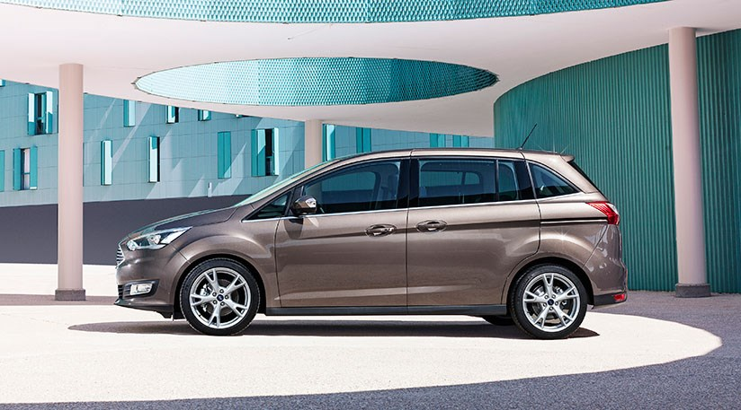 ford c max and grand c max spruce up the 2015 facelift by. Black Bedroom Furniture Sets. Home Design Ideas