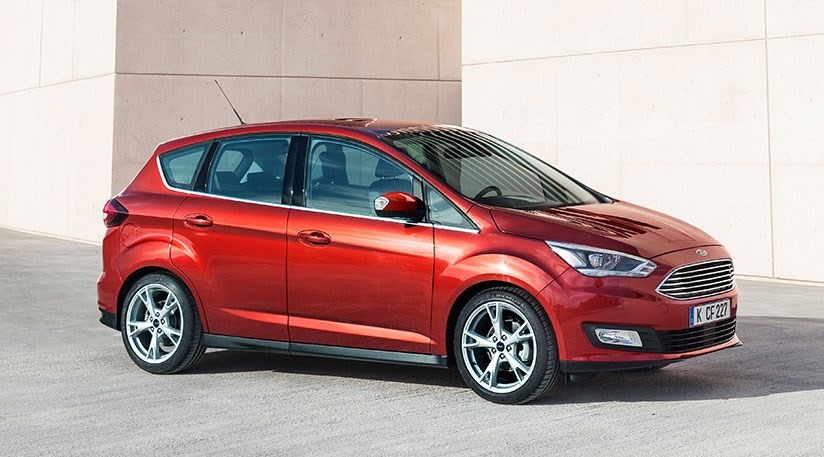 The New 2017 Ford C Max