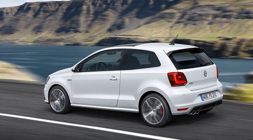 4ef16978 ... 2015 New VW Polo GTI has 1.8 TSI engine, sprints from 0-62mph in 6.7sec  ...