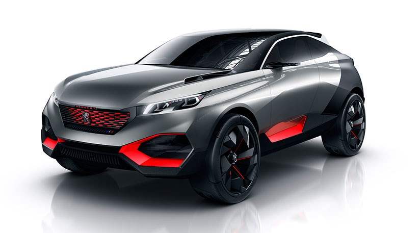 Peugeot First Official Pictures Car News By Car Magazine