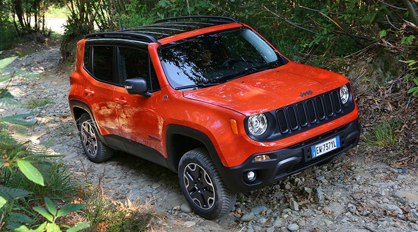 Jeep Renegade Trailhawk 2015 Review By Car Magazine