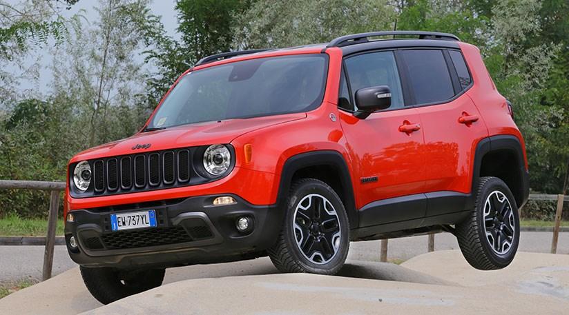 Jeep Renegade Trailhawk For Sale >> Jeep Renegade Trailhawk (2015) review | CAR Magazine