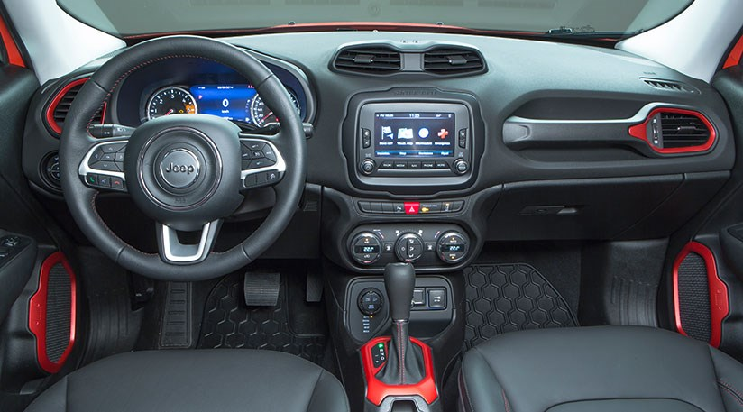 Jeep Renegade 2015 Trailhawk