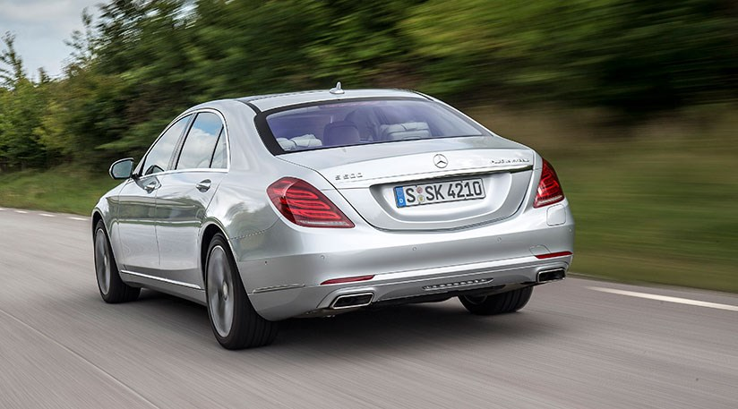 Mercedes s500 plug in hybrid 2014 review by car magazine for Mercedes benz hybrid uk