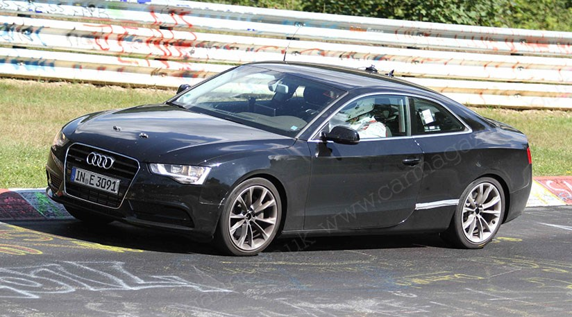 audi a5 mk2 the new a5 family coming in 2016 car magazine. Black Bedroom Furniture Sets. Home Design Ideas