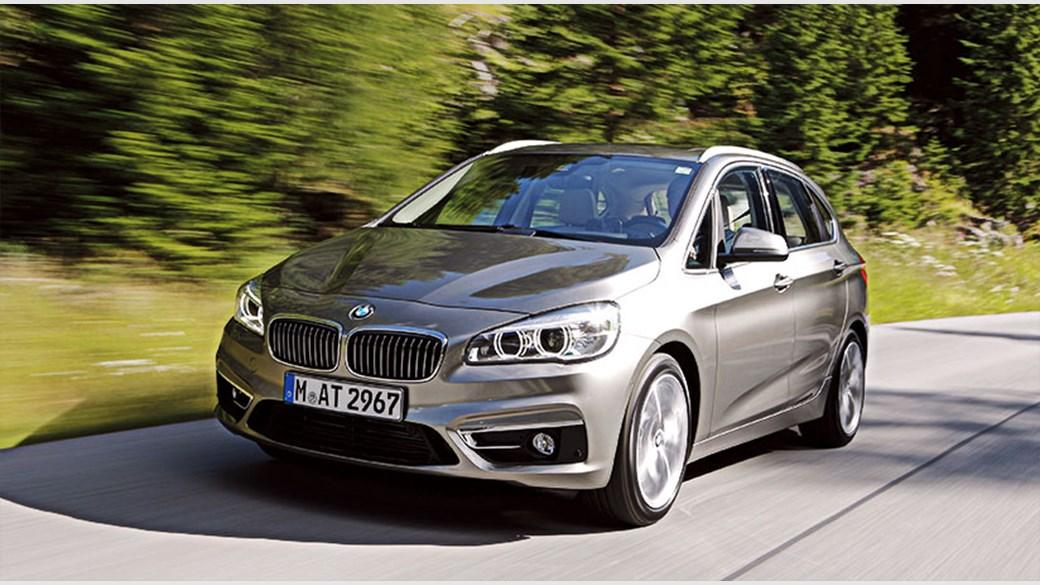 bmw 2-series active tourer (2014) review | car magazine