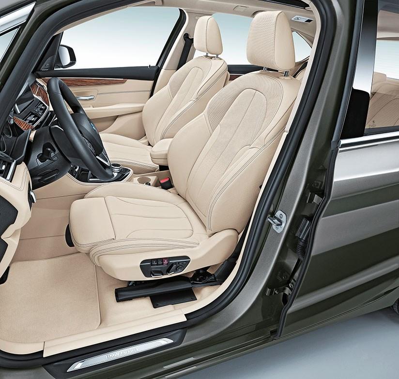 BMW 2-series Active Tourer (2014) Review