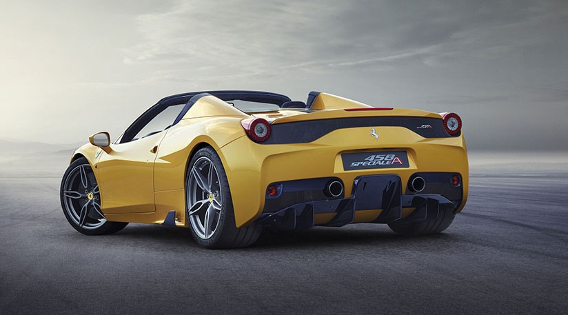Ferrari 458 Speciale A 2014 Convertible Revealed Car Magazine