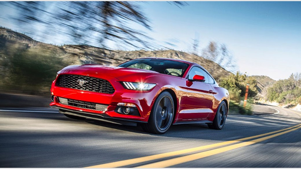 ford mustang (2015) reviewcar magazine