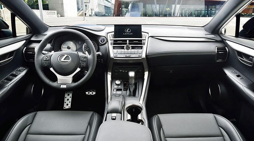 Lexus nx 300 hybrid