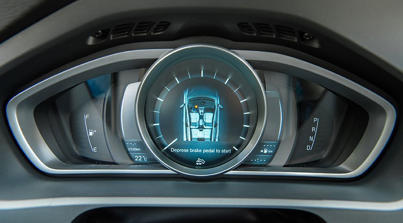 Volvo V40 D4 Geartronic SE Lux Nav (2014) review | CAR Magazine