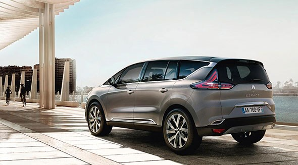 Crossovers proliferate at Paris: look no further than the Renault Espace for proof