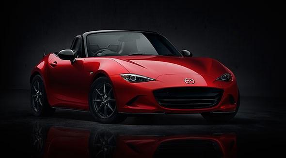The Mazda MX-5. Fun needn't cost the earth