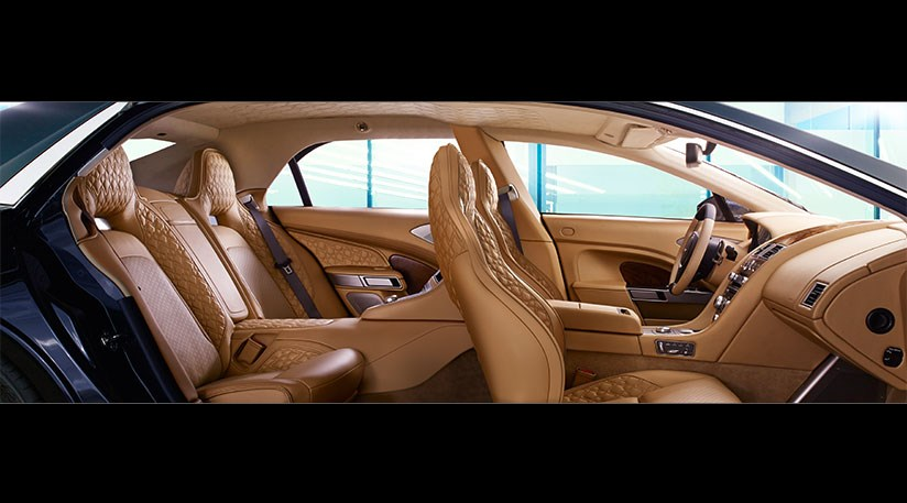 Aston Martin Lagonda Saloon Production Pictures And Interior - Aston martin lagonda price