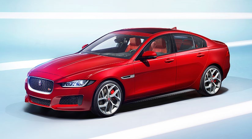 jaguar xe 2015 technical details and prices confirmed by car magazine. Black Bedroom Furniture Sets. Home Design Ideas