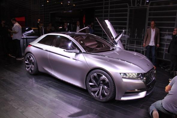 Divine DS concept at Paris motor show 2014