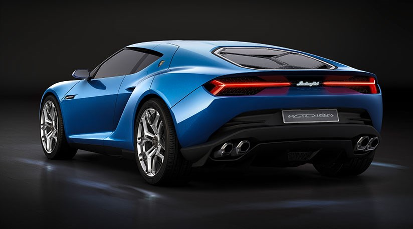 Lamborghini Asterion Lpi 910 4 2017 898bhp Plug In Hybrid At 14