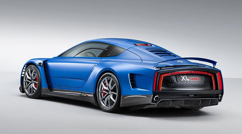 XL Sport Looks Awesomely Purposeful   Like A Mini Maserati MC12