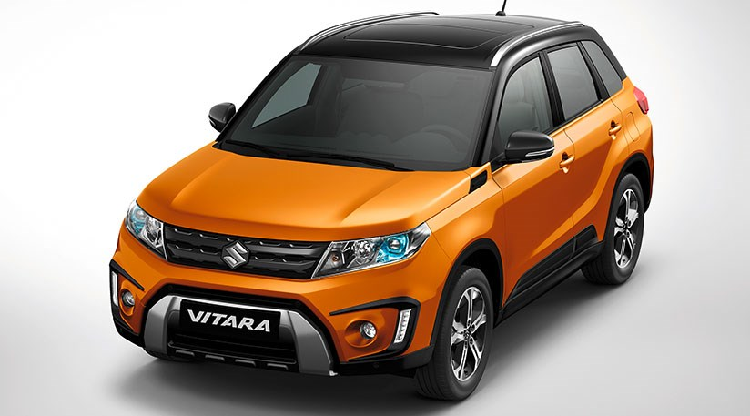 suzuki vitara 2015 tech details revealed at paris by car magazine. Black Bedroom Furniture Sets. Home Design Ideas