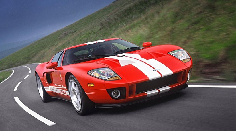 Ford Gt To Make A Comeback For 2016 By Car Magazine