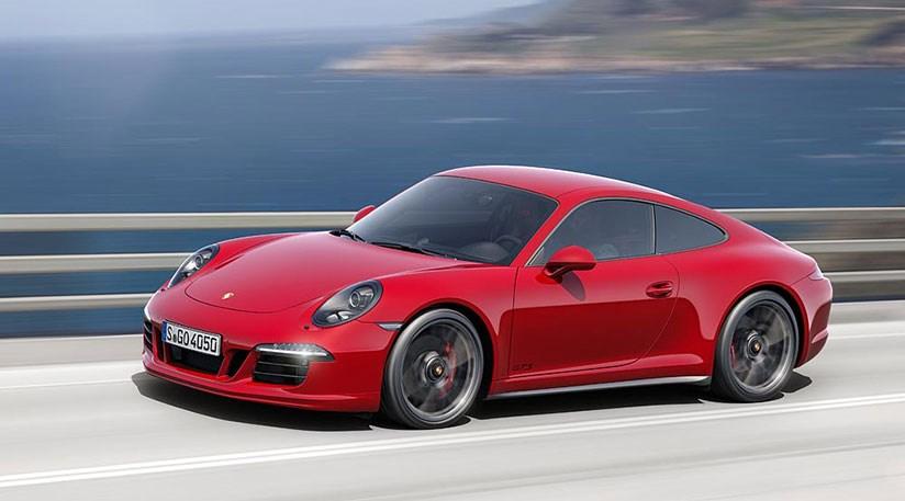 porsche 911 carrera gts and carrera 4 gts revealed 2015 by car magazine. Black Bedroom Furniture Sets. Home Design Ideas