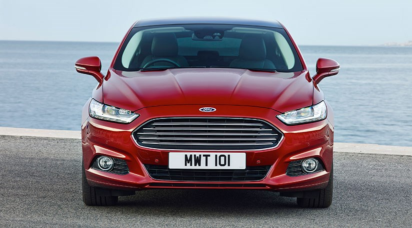 A new face or an old one? Ford Mondeo arrives in Europe nearly three years late ... & Why is new 2015 Ford Mondeo so late to launch? by CAR Magazine markmcfarlin.com