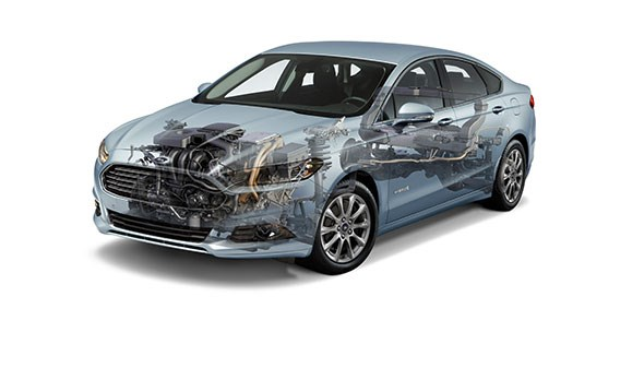 Hybrid power comes to the Ford Mondeo for the first time in 2015