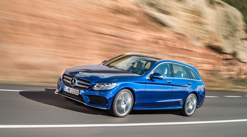 mercedes c class estate 2014 review by car magazine. Black Bedroom Furniture Sets. Home Design Ideas