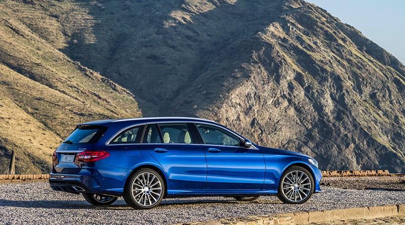 Mercedes C Class Estate 2014 Review By Car Magazine