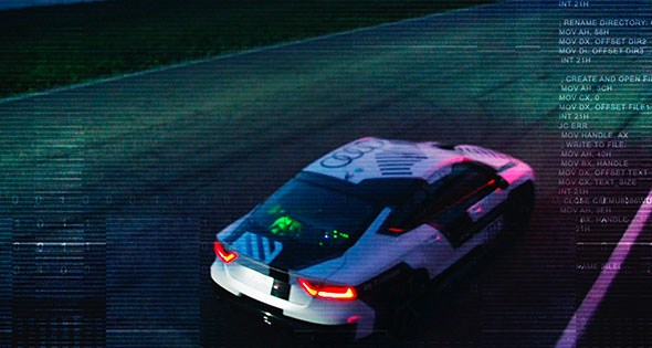 Driverless Audi RS7 will lap Hockeheim at the DTM championship finale
