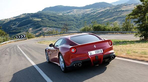 Ferrari F12: not a computer keystroke - a scintillating V12 GT