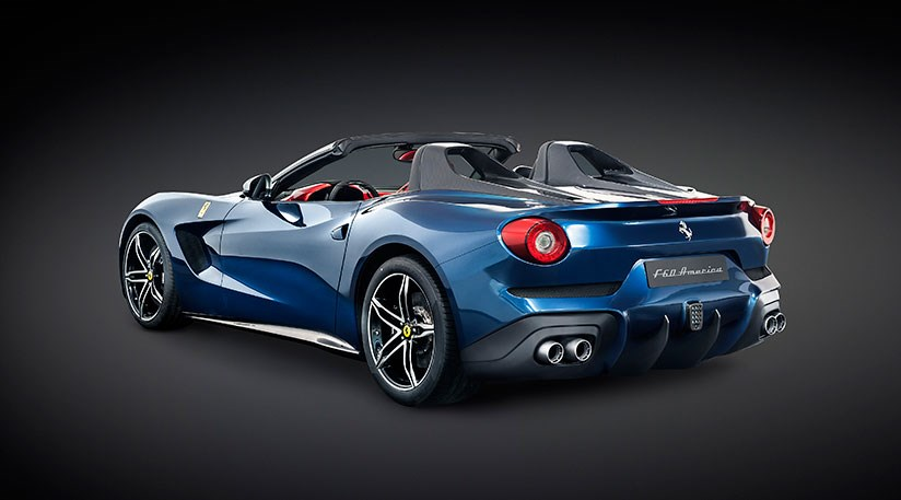 Ferrari F60 America 2014 The Us Only Open Top F12 By