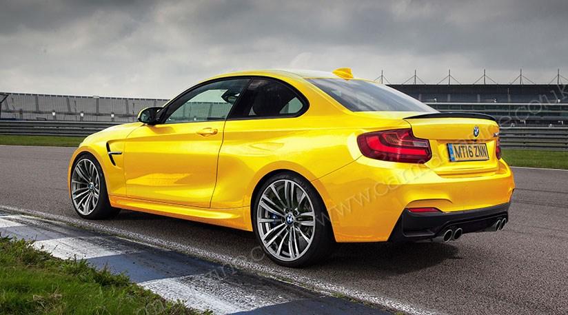 Bmw M2 2015 Munich S New Baby Hotshot Revealed Car Magazine