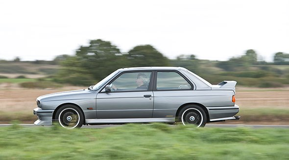 This BMW M3 is one of the finest E30s in the country; it's owned by BMW
