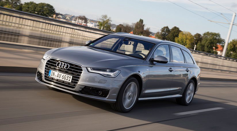 Audi A6 Avant 2 0 Tdi Ultra 2015 Review By Car Magazine