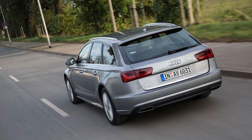 Audi A6 Avant 2 0 Tdi Ultra 2015 Review Car Magazine