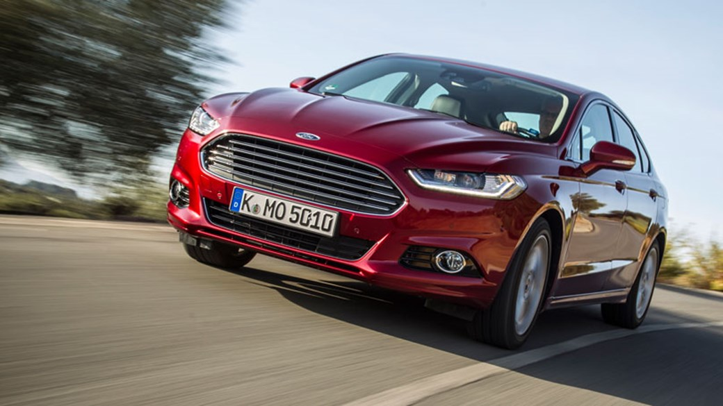 new ford mondeo 2015