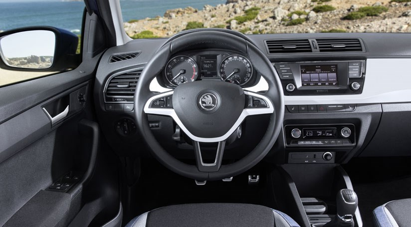skoda fabia 2015 1 2 tsi 90 review car magazine. Black Bedroom Furniture Sets. Home Design Ideas