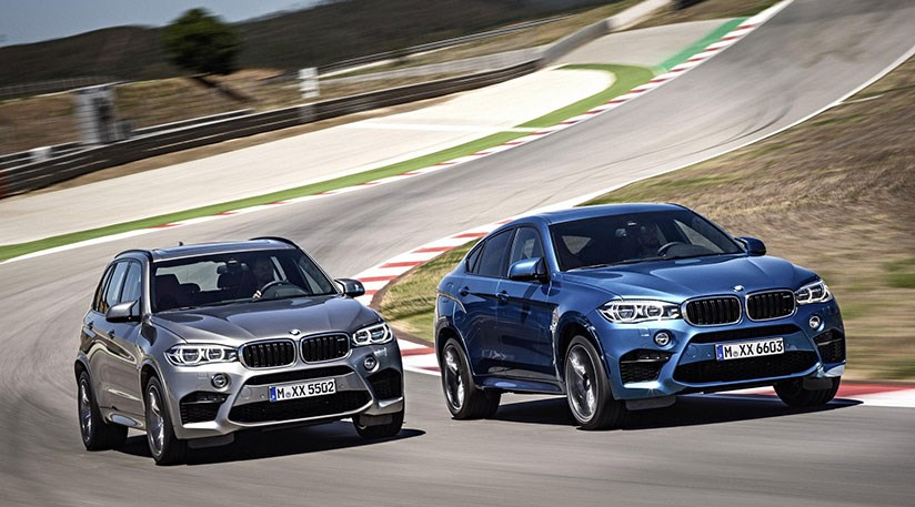 Bmw X5 M And X6 M 2015 Unveiled By Car Magazine