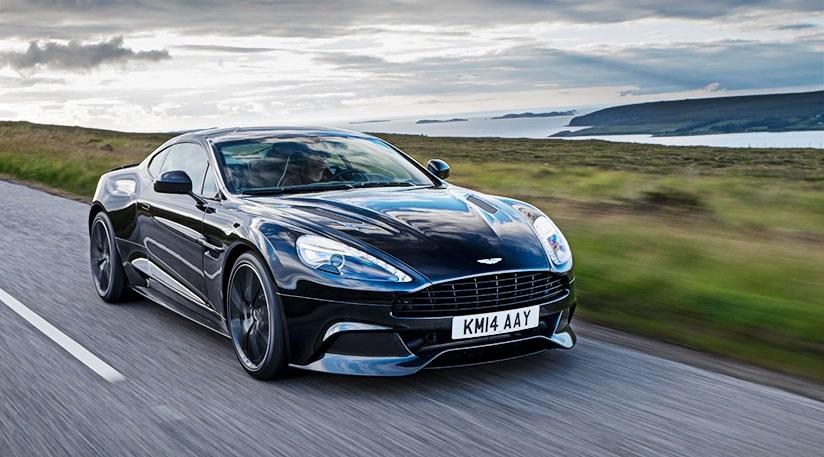 Aston Martin Vanquish 2015 Review Car Magazine