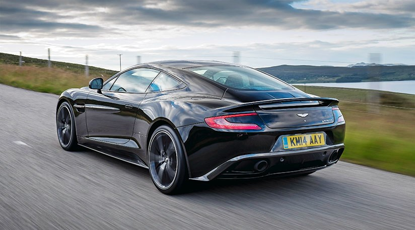 Aston martin db9 uk for sale