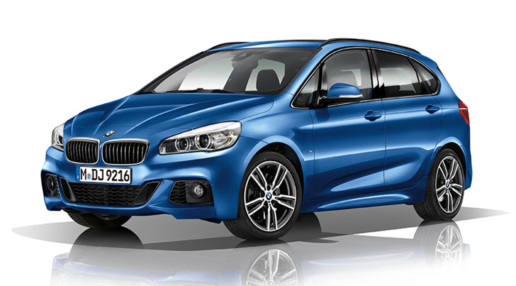 bmw 2-series grand tourer: the lwb active tourercar magazine