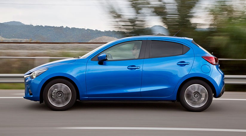 Mazda 2 (2015) review by CAR Magazine
